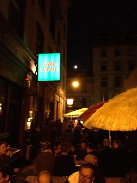 Alte Liebe - Das kleinste Strassenfest der Welt