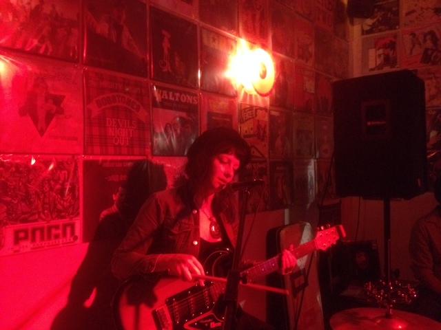 Becky Lee and Drunkfoot im Feinstaub - Feines Konzert!