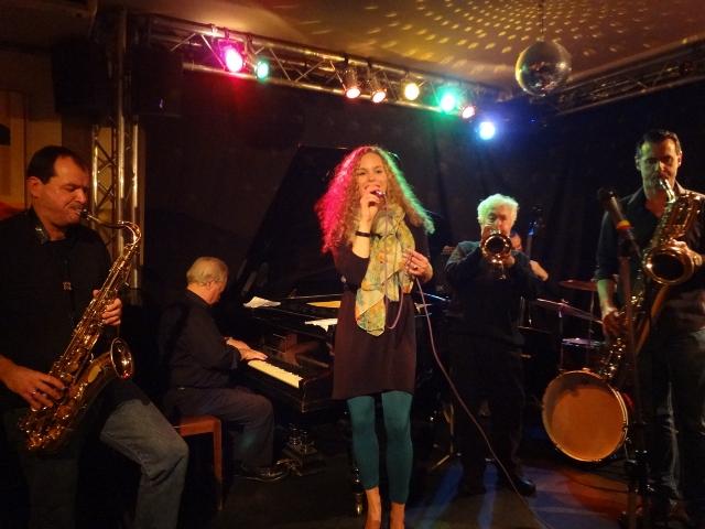 DKK - Combo feat Colleen Meyer - Jazz!