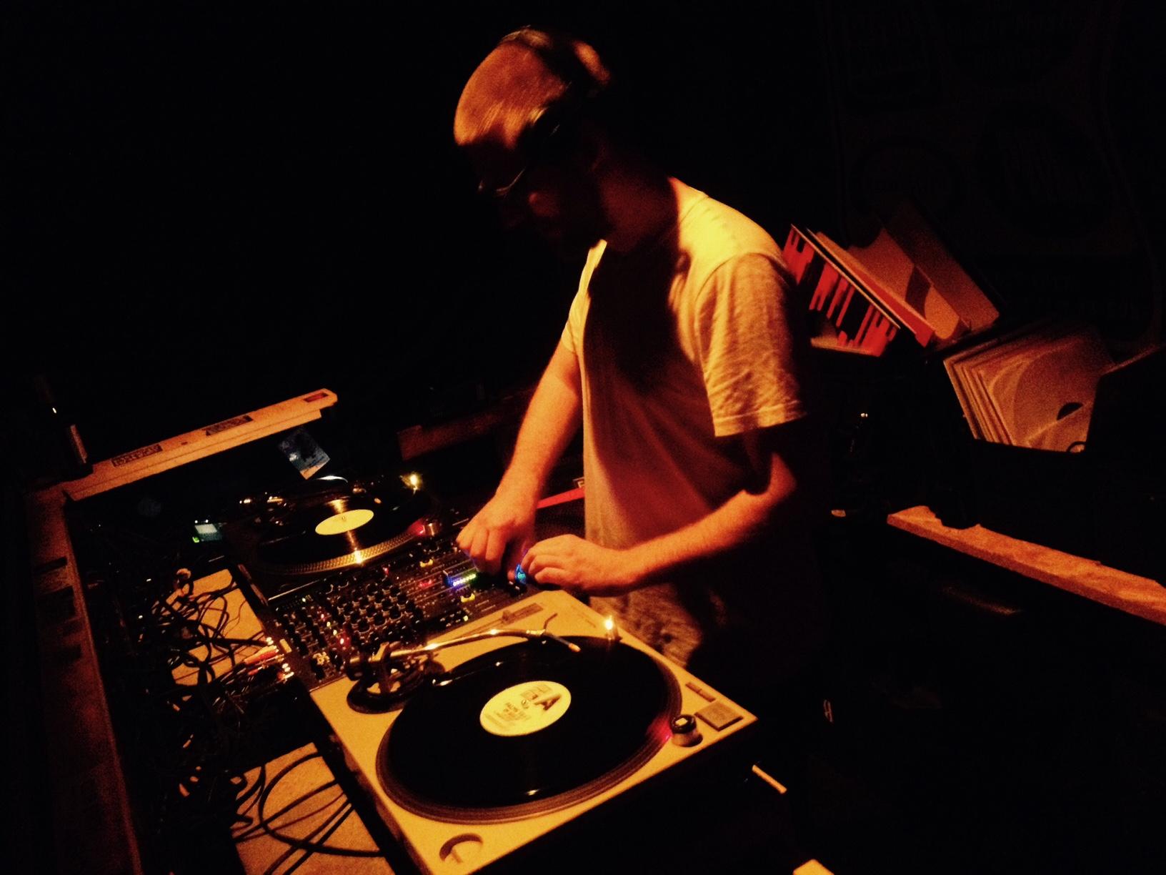 DJ Yannik Eggers