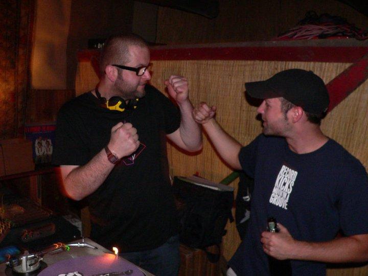 DSS DJ Battle