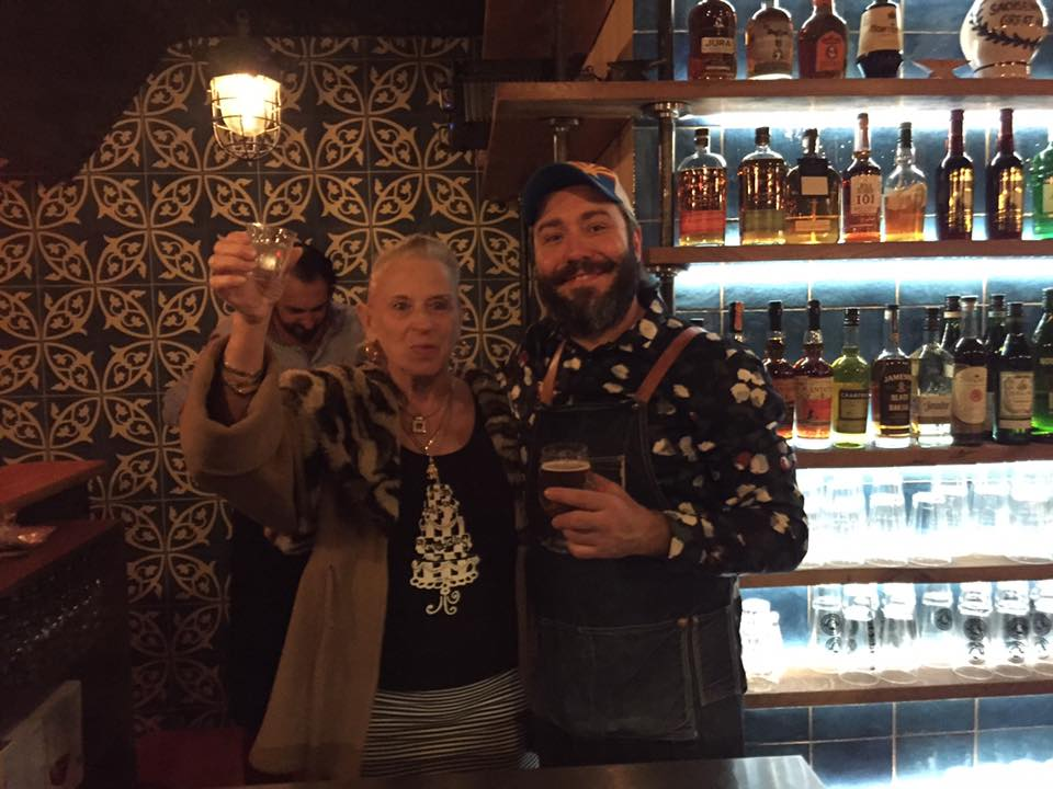 Barbarossa Schänke vs Drinksmith Bar - Christa vs Zachary Smith