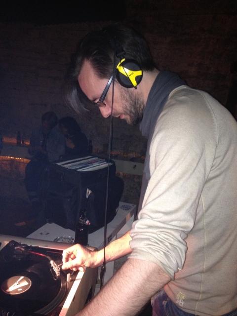 Frank Rox rockt in der Stereobar!