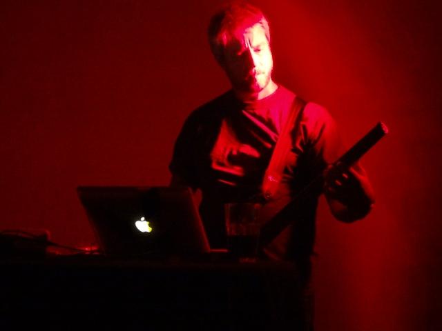Studio Guido Braun live im Institut für neue Medien