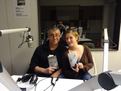 Nordendlegenden: Jamal Tuschick und Tine Köhl bei x wie raus