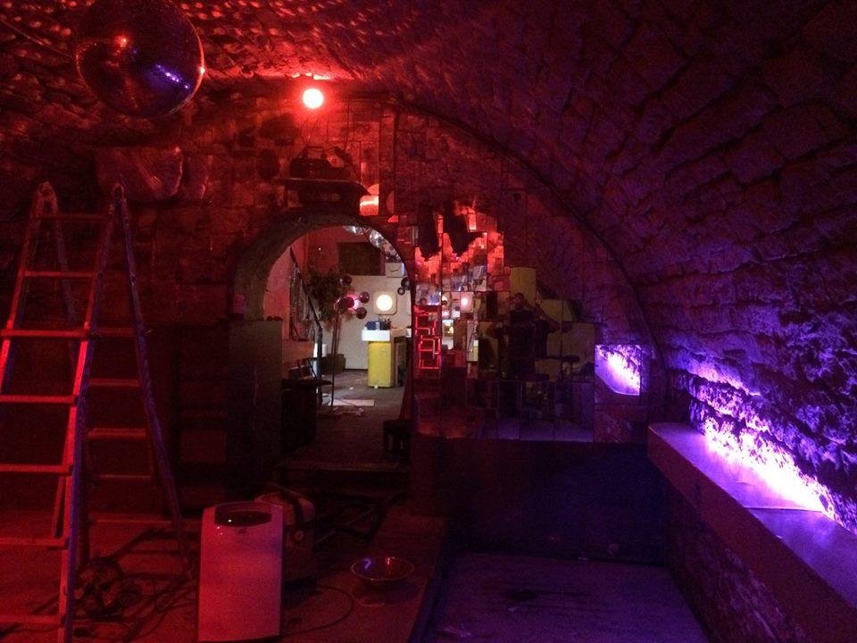 Stereobar - Renovierung