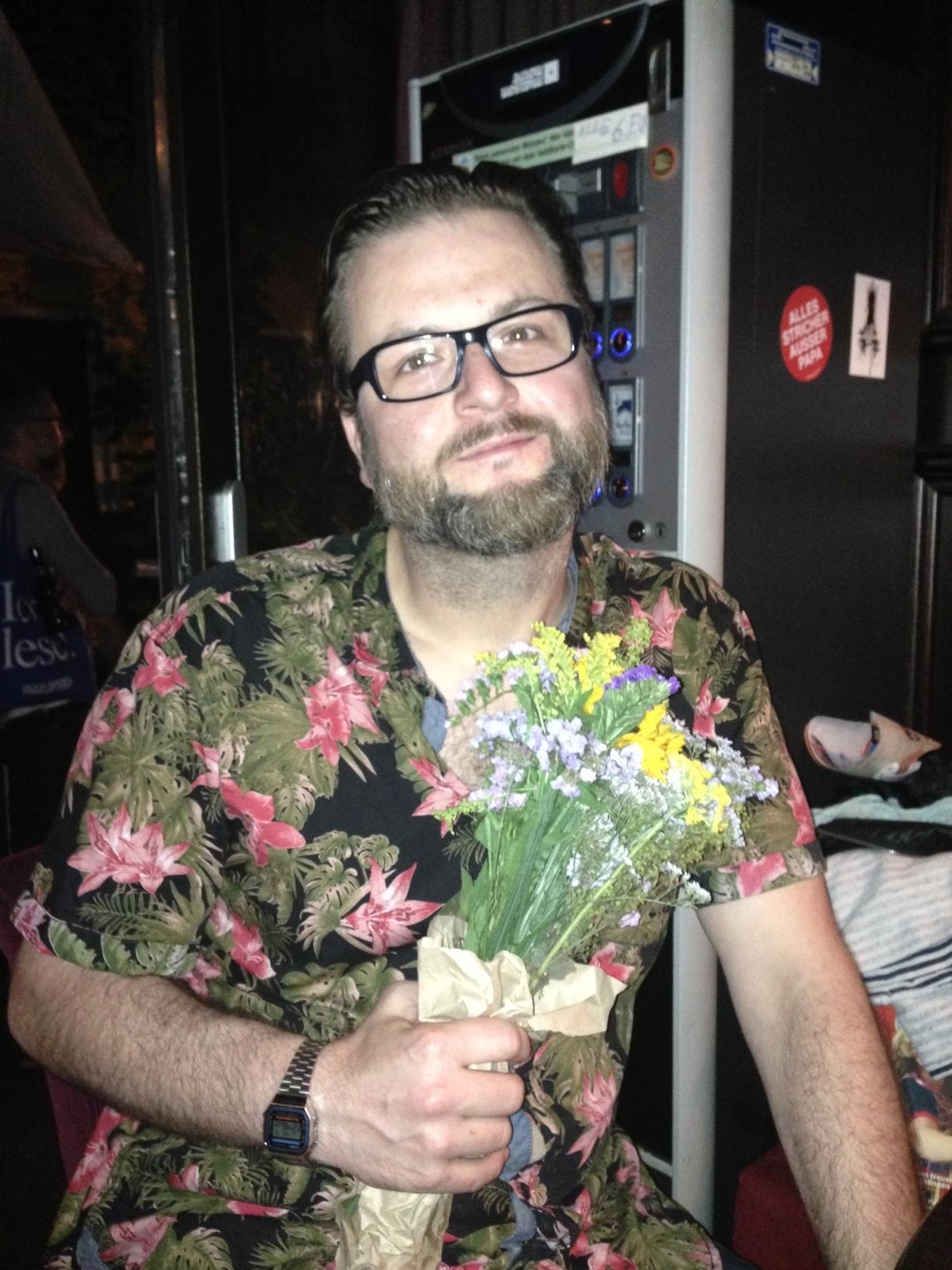 ptrk4000 - Sag es durch die Blume!