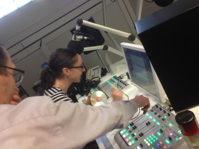 Einschulung bei x wie raus - Neue Moderatoren für Radio X